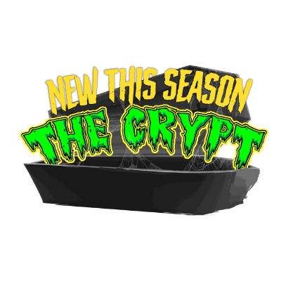 New Attraction at Field of Horrors in Troy New York The CrypT